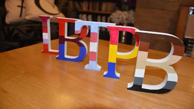 'Flag' Letters