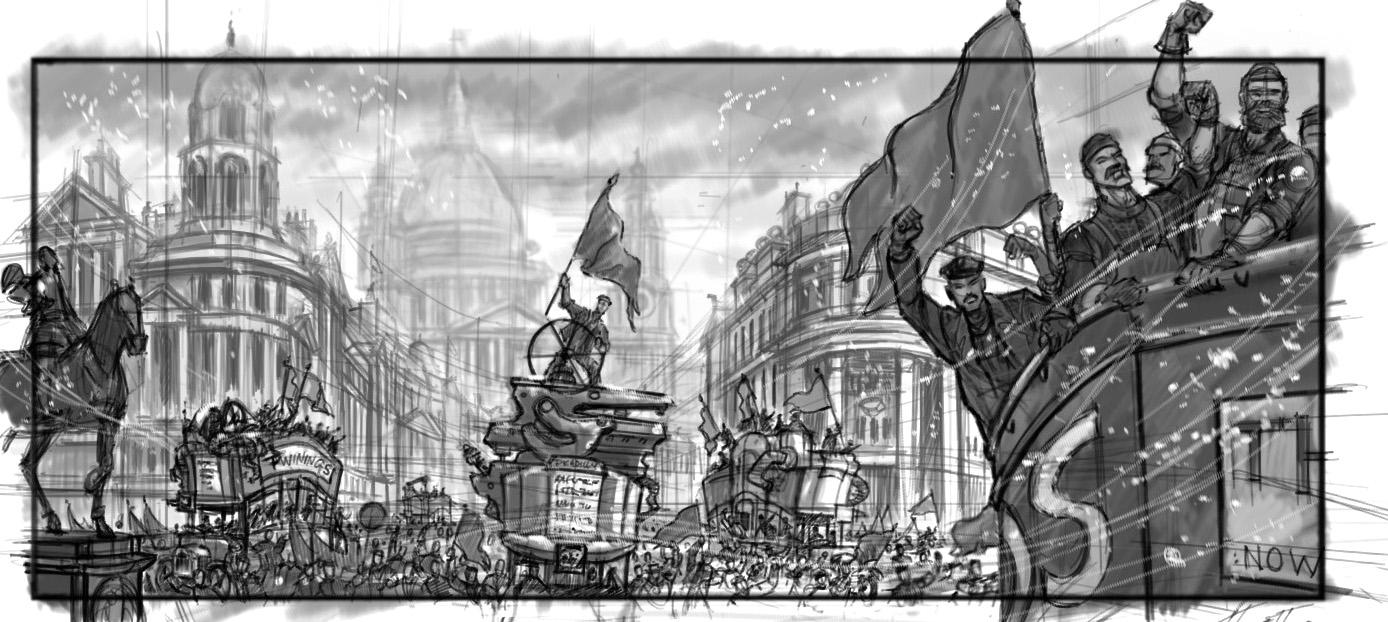 Revolution-London