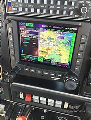 KSN 770 GPS/COM/NAV Touch Screen