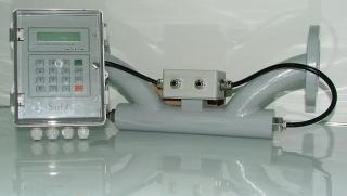 In Line Ultrasonic Flow Meter SL3488