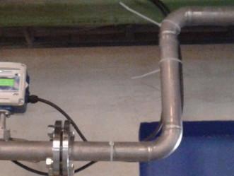 Flowmeter air RO
