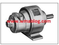 Gast 4AM-RV-75-GR20 Geared Air Motor
