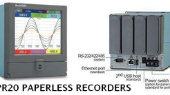 Paperless Recorders PR20 Brainchild