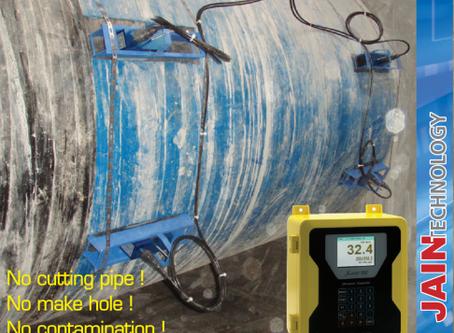 Flow meter ultrasonic 2 Path