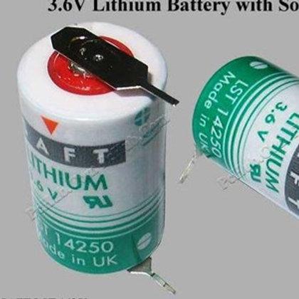 Saft LS14250 Saft Lithium Battery