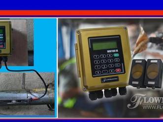 Transit time Ultrasonic flow meter WUF 100CF