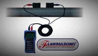 Cara Kerja Flow Meter Ultrasonic Portable