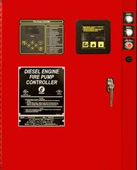 Firetrol Fire Pump Controller