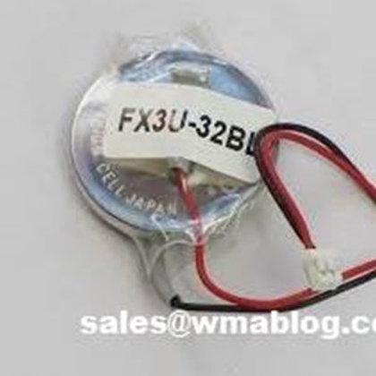 Battery Mitsubishi FX3U-32BL