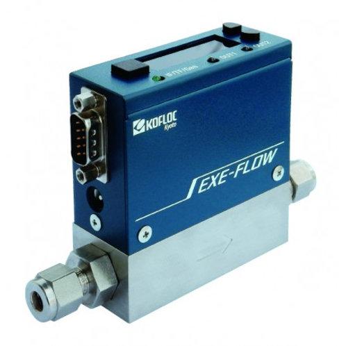 Mass Flowmeter Type Digital Mass Flow Meter with Display MODEL EX-700 SERIES