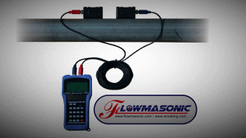 Cara Installasi Ultrasonic Clamp On Flow Meter