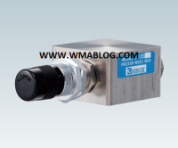 Kofloc Large Capacity Precision Needle Valve (for Stable Control) MODEL 2412D SERIES
