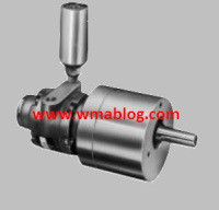 Gast 1AM-NRV-60-GR11 Geared Air Motor