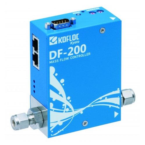 Mass Flowmeter Type Digital Mass Flow Controller DF-200C SERIES
