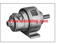 Gast 4AM-RV-75-GR25 Geared Air Motor