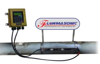 Flow meter Clamp on ultrasonic