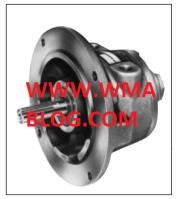 Gast Air Motor 4AM-NRV-50C