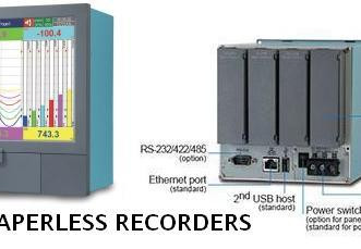 PR30 Paperless Chart Recorder Brainchild