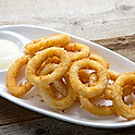 Fried Calamari Rings 炸魷魚