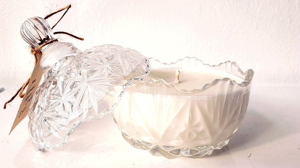 Vintage Style Candy Dish
