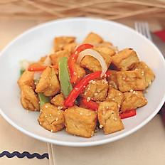 Salt & Pepper Tofu 椒鹽豆腐