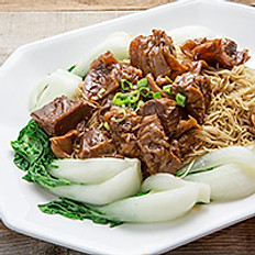 Beef Stew Lo-Mein 牛腩撈麵