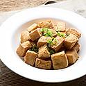 Fried Tofu 炸豆腐