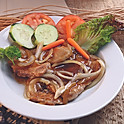 Pork Chop 香煎豬扒餐