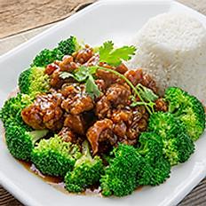 General Tso's Chicken 左宗棠雞