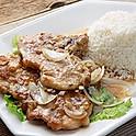 Onion Pork Chop 洋蔥豬扒