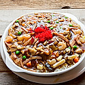 Assorted Meat Fried Rice with Gravy 福建炒飯
