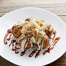 Takoyaki 章魚燒