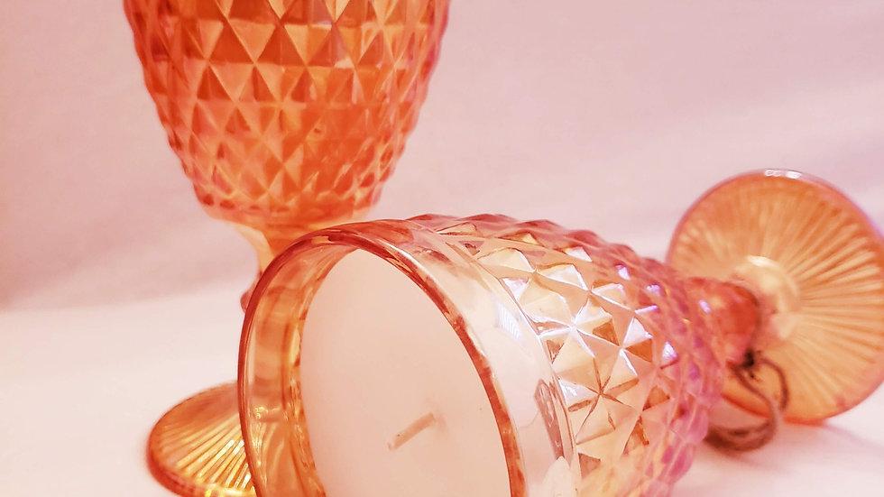 Iridescent Goblet
