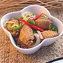 Salt & Pepper Chicken Wings 椒鹽雞中翼