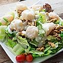 Walnut Prawn Salad 合桃蝦球沙律