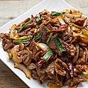 Mongolian Beef 蒙古牛肉