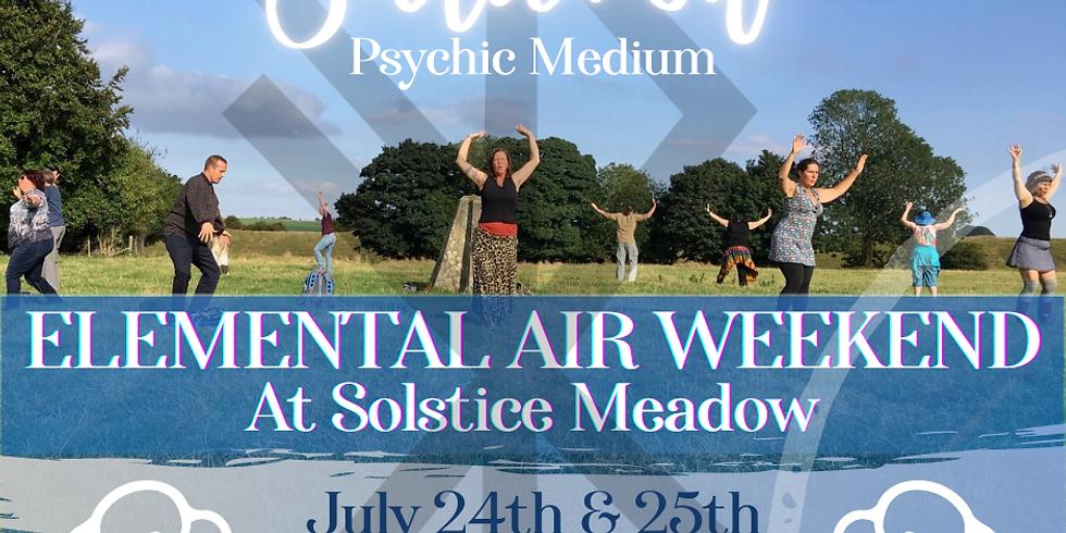 Air-Sacred Sound weekend
