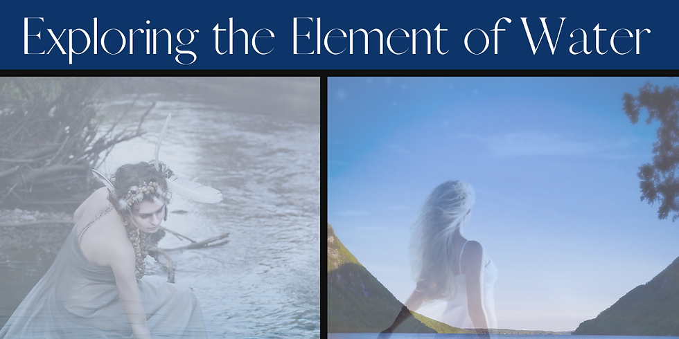 Exploring the Element of Water