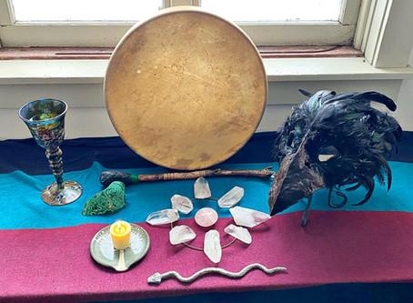 Creating a Global Healing Altar