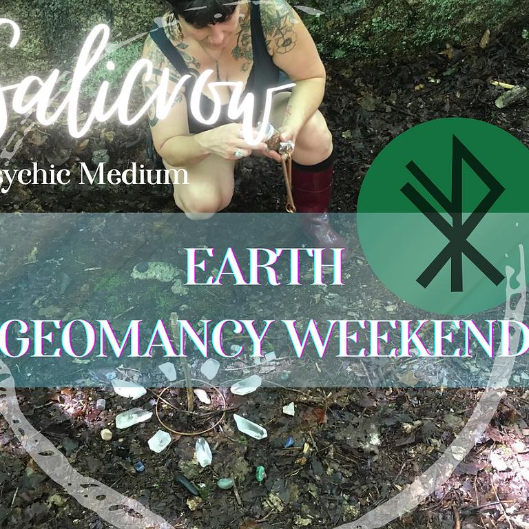Earth Geomancy weekend