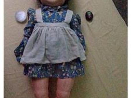 Stories of Spirit…Julie [the Girl in the Doll]