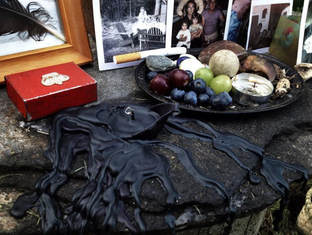 Stories of Spirit…The Veil is thinning [Autumn- the Season of Spirits]