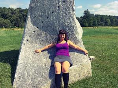 Stories of Spirit…Stone Circles, Lavender Fields, & Crystal Mine, oh my! [O'Canada]