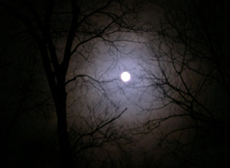Holiday…Christmas Moon [full moon magic]