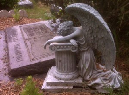 Stories of Spirit…The Spirit World and Trauma [Facing Violent Death]