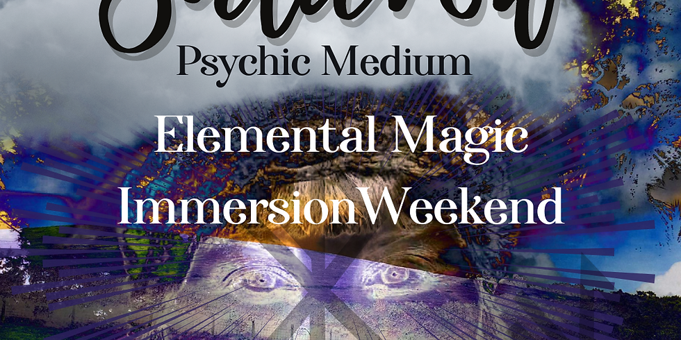 Elemental Magic Immersion at Stonehedge Gardens & Holistic Learning Center