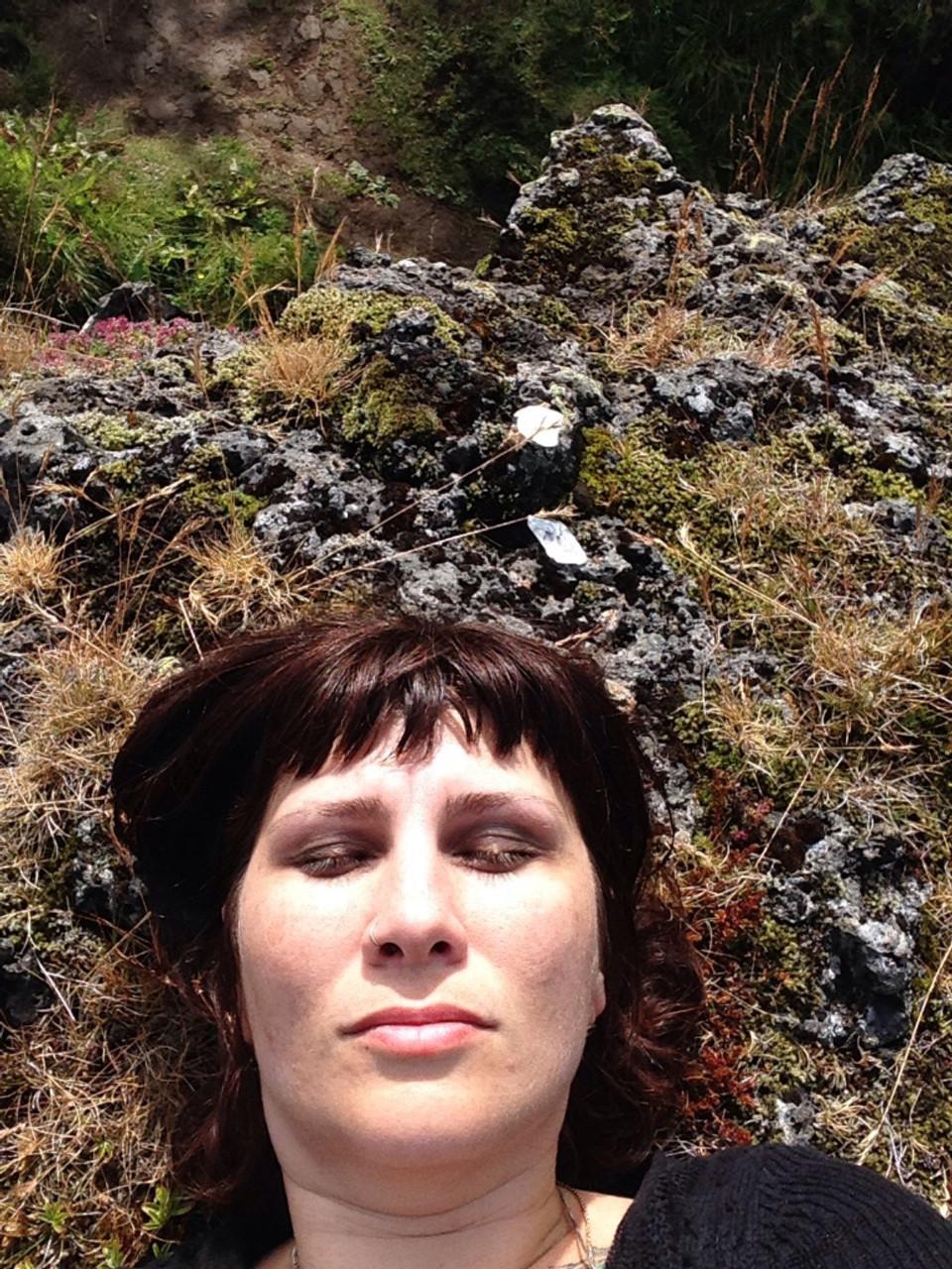 Dreaming in the Elfgarden, Harfnarfjodur, Iceland