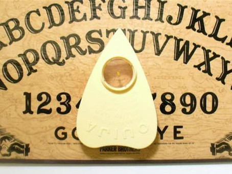 Stories of Spirit…the Ouija Board [tool not toy]