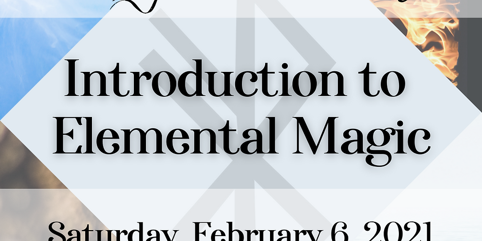 Introduction to Elemental Magic