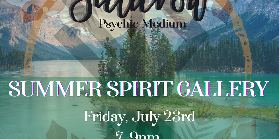 Summer Spirit Gallery